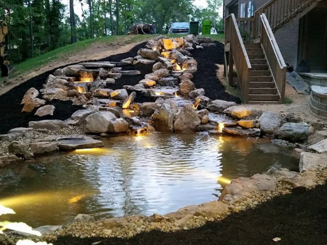Seasonal pond repair is key to a beautiful yard