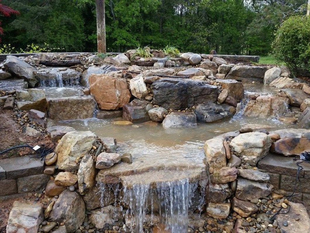 These water features will inspire you